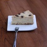 coffee cheesecake