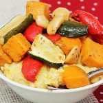 How to roast vegetables in the slow cooker - You can use any of the following vegetables: zucchini, red peppers, sweet potatoes... http://chocolatecoveredkatie.com/2013/01/10/how-to-roast-vegetables-in-the-slow-cooker/ @choccoveredkt