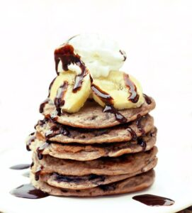 fg banana pancakes