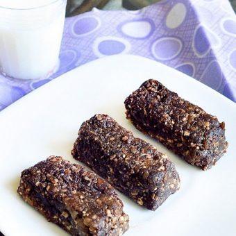 Hot Fudge Brownie Larabars