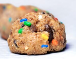 funfetti cookie dough balls
