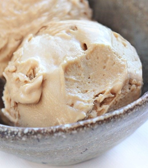 ginger ice cream