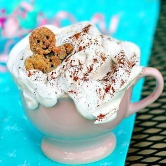 Gingerbread Latte Recipe – Homemade