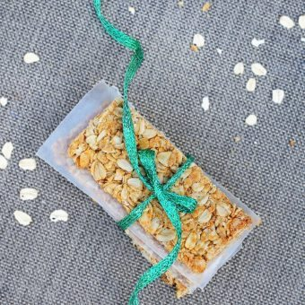 Copycat Nature Valley Granola Bars