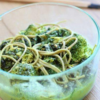 Green Noodles