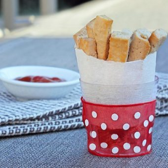 Introducing: Protein French Fries