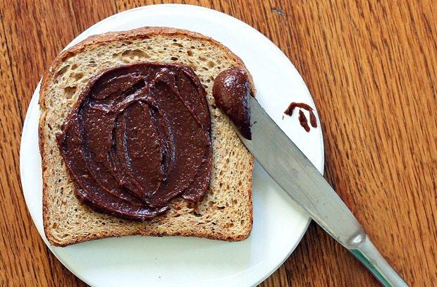 healthy nutella