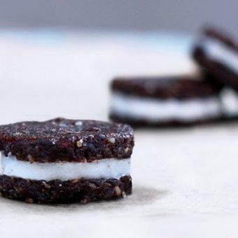No Bake Oreo Cookies