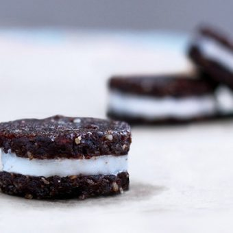 No Bake Oreo Cookies