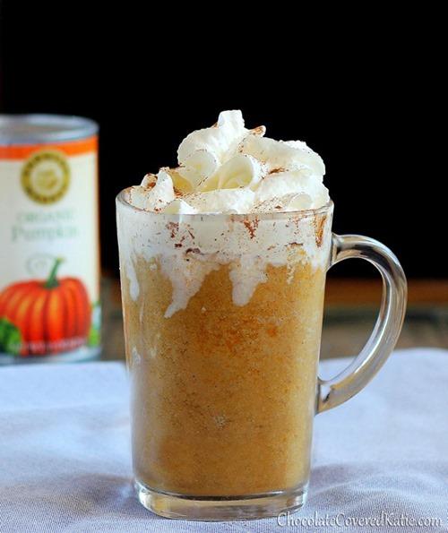 pumpkin frappuccino