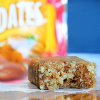 Snack… and exciting news!