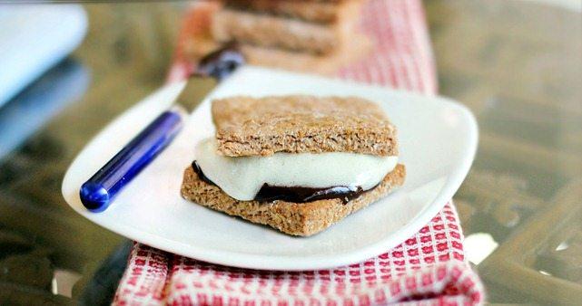 healthy graham crackers