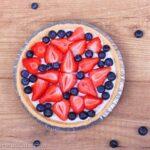 july fourth pie