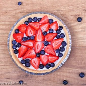 Coconut Greek Yogurt Pie