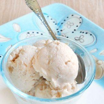 Low-Calorie Peanut Butter Ice Cream