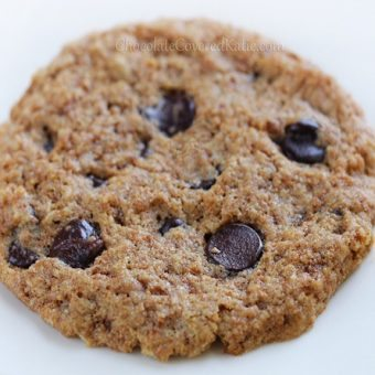 How to make Chocolate Chip Cookies for Two