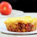 Copycat Amy's Mexican Tamale Pies