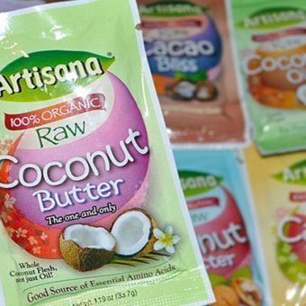 Artisana Coconut Butter Giveaway