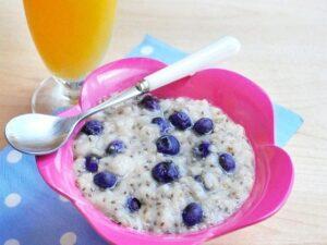 oatmeal bowl