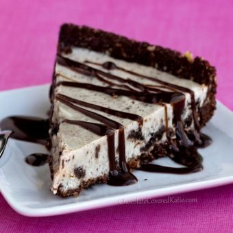 No-Bake Oreo Cookie Pie