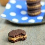 Homemade Peanut Butter Oreos