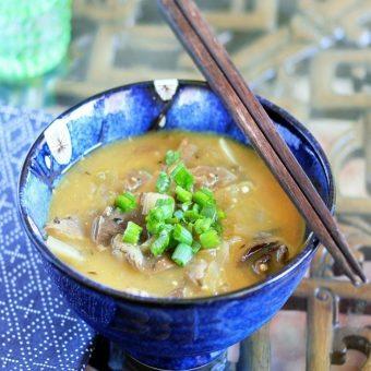 No Chicken Noodle – Get Well Comfort Soup