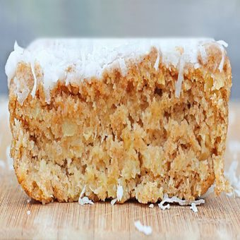 Big Fat Coconut Breakfast Cake