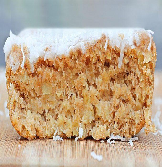 Big Fat Coconut Breakfast Cake