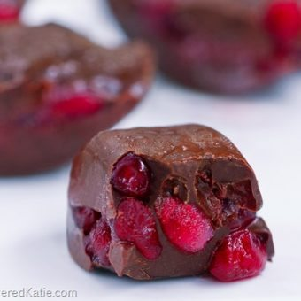 Healthy Homemade Chocolate Candies