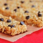 """The """"3 Minute"""" High Protein Granola Bars"""
