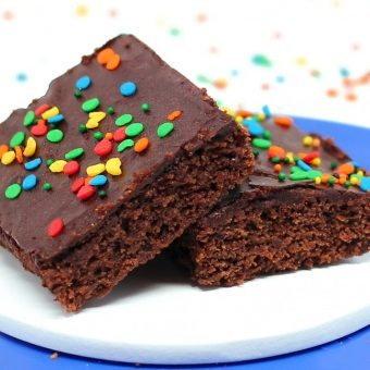 Copycat Little Debbie Cosmic Chocolate Fudge Brownies