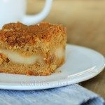 Cream Cheese Stuffed Coffee Cake