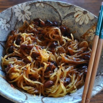 Spaghetti-Squash Chili