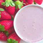 strawberry cream cheese dip