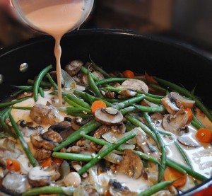 High-Protein Mushroom Stroganoff- this is one of my favorite recipes of ALL time.