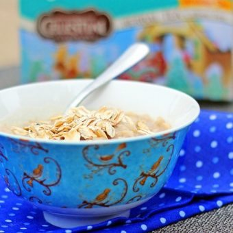 Sugar Cookie Oatmeal