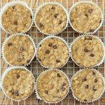 Breakfast Oatmeal Cupcakes To Go