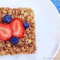 Baked Oatmeal Recipe – Family Size