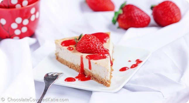 Raw Cheesecake - 6 ingredients