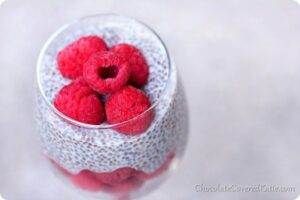 vegan chia pudding