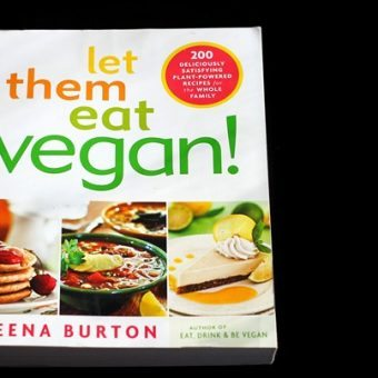 Cookbook Giveaway: Let Them Eat Vegan